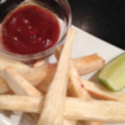 Oven Baked Yucca Fries