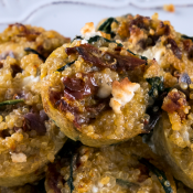 Savory Quinoa Bites