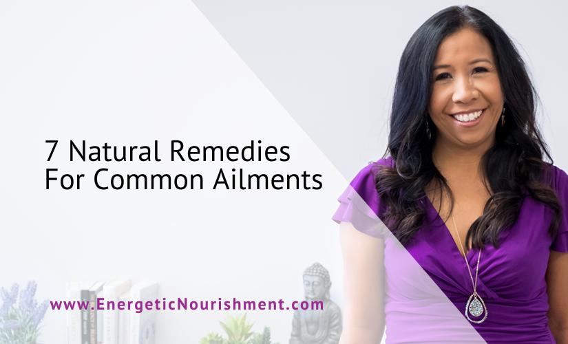 7 Natural Remedies