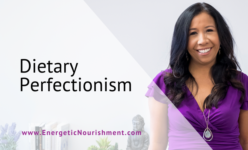 Dietary Perfectionism