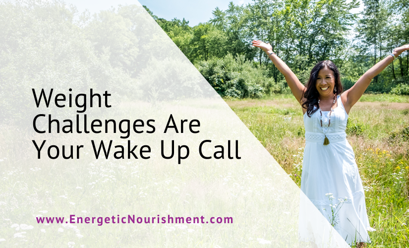 Weight Challenges are your Wakeup call